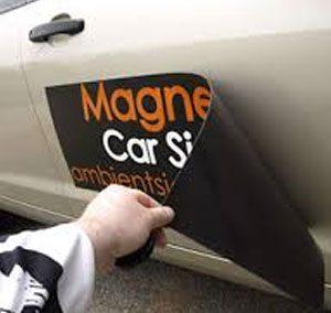 Magnetic Sheeting